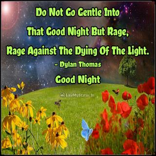 Good Night Quotes Good Night Messages Good Night Image