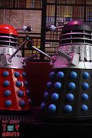 Custom 'Mutation of Time' Red Dalek 28