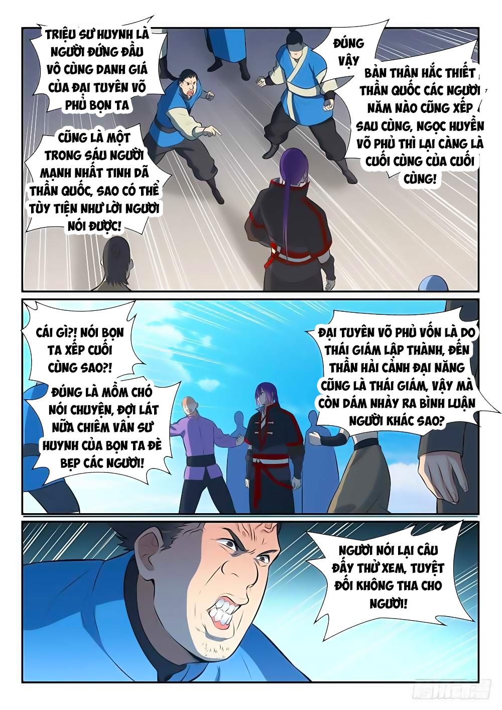 Hành Trình Tu Tiên chap 375 - Trang 11