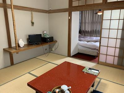 有田屋旅館 和洋室