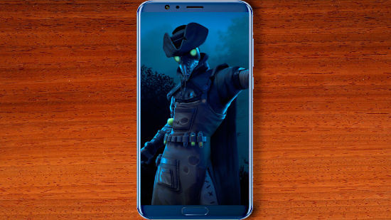 Fortnite Battle Royale - Skin Fléau Peste - FHD pour Mobile
