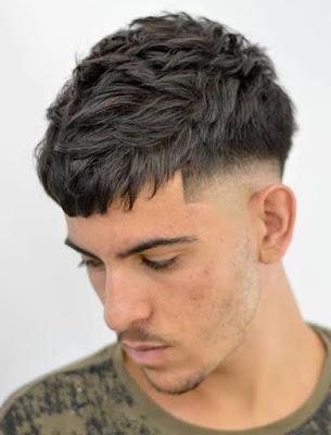 قصات شعر شبابي كتالوج شعر للحلاقين رائع