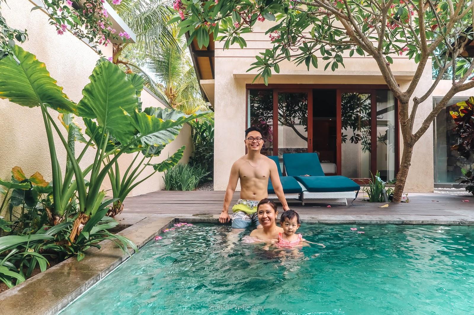 Jktdelicacy Com Private Pool Villa At Katamaran Resort Lombok