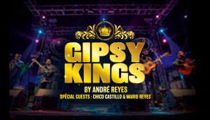 Concierto de GIPSY KING BY ANDRE´ REYES en Bogotá