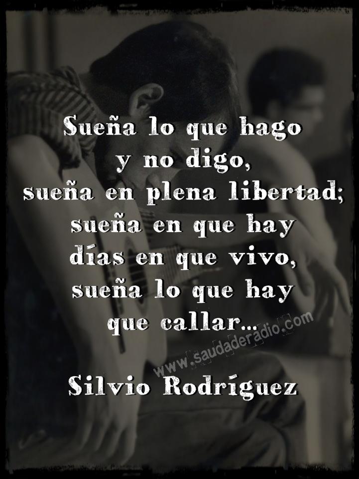 En El Claro De La Luna Silvio Rodríguez