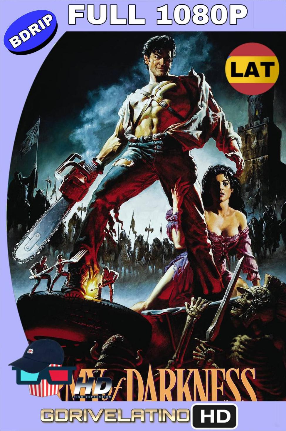 Evil Dead 3 El Ejercito De Las Tinieblas (1992) BDRip FULL 1080p Latino-Ingles MKV