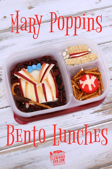 Disney bento lunches