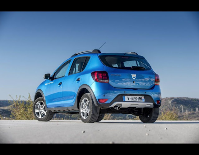 Yeni Dacia Sandero Stepway Otomatik Vites