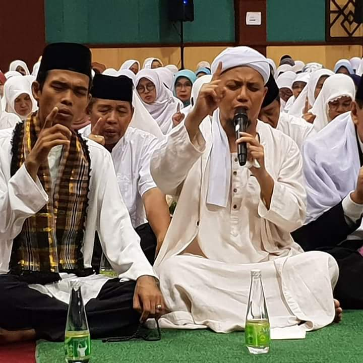 KH M Arifin Ilham Ungkap Firasat Sebelum Ustadz Abdul Somad Dicawapreskan