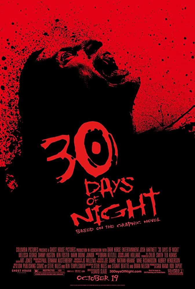 30 Days of Night 2007 480p 350MB BRRip