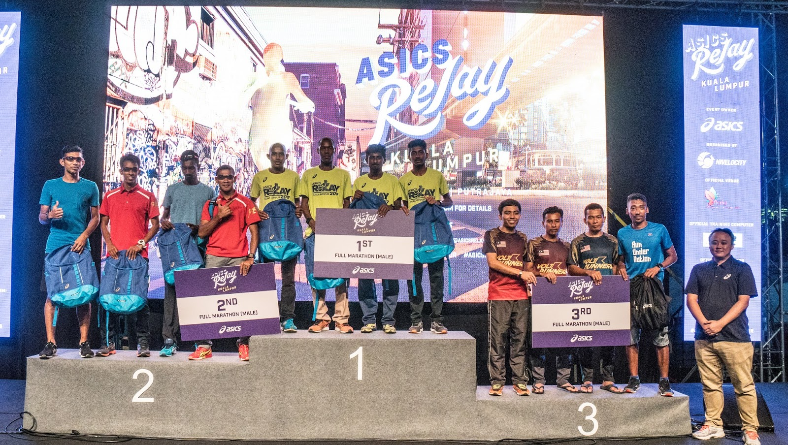 ce3dd94a33 Asics Relay KL 2017: Over 2,200 runners take part in ASICS Relay ...