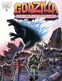 Godzilla: The Half-Century War Comic