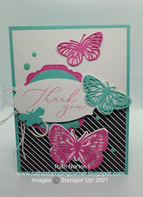 stampin' up, butterfly brilliance, heal your heart