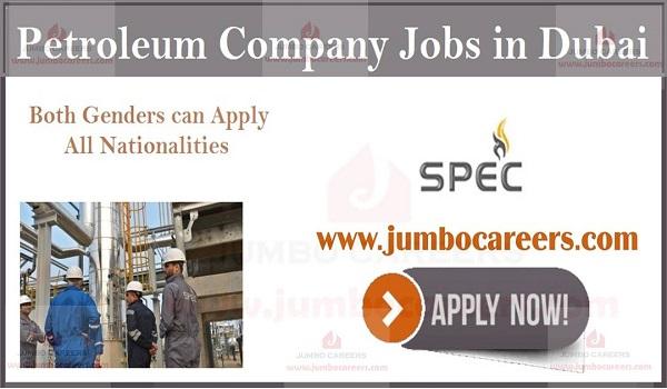 Urgent Dubai jobs, Latest oil company jobs in Dubai,
