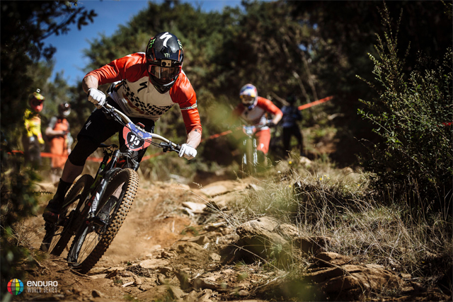 2016 Enduro World Series: Corral, Chile Introduction - Jared Graves Specialised Rider