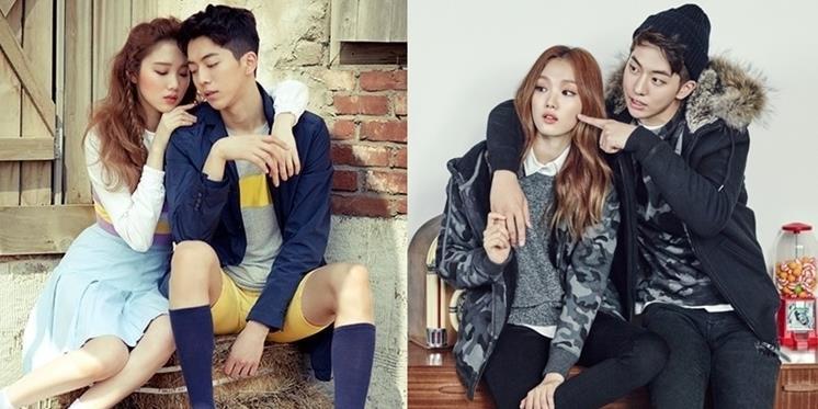 Nam Joo Hyuk và Lee Sung Kyung ngoài đời tình tứ ăn đứt trong phim