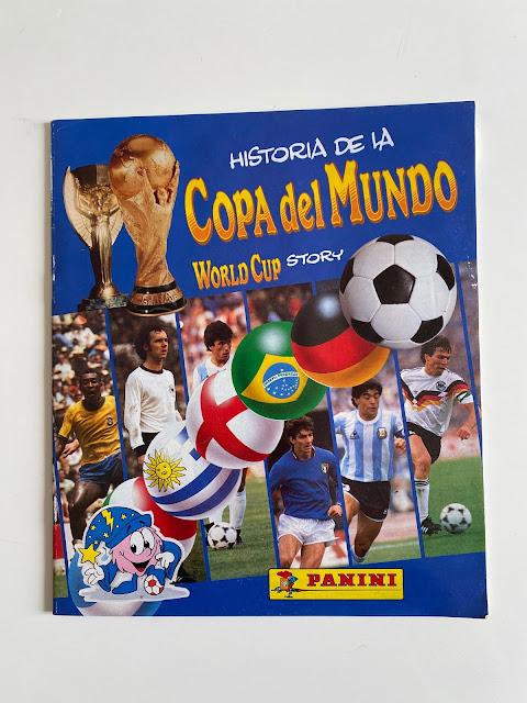album panini world cup story