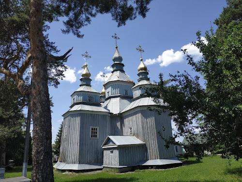Церква Синява