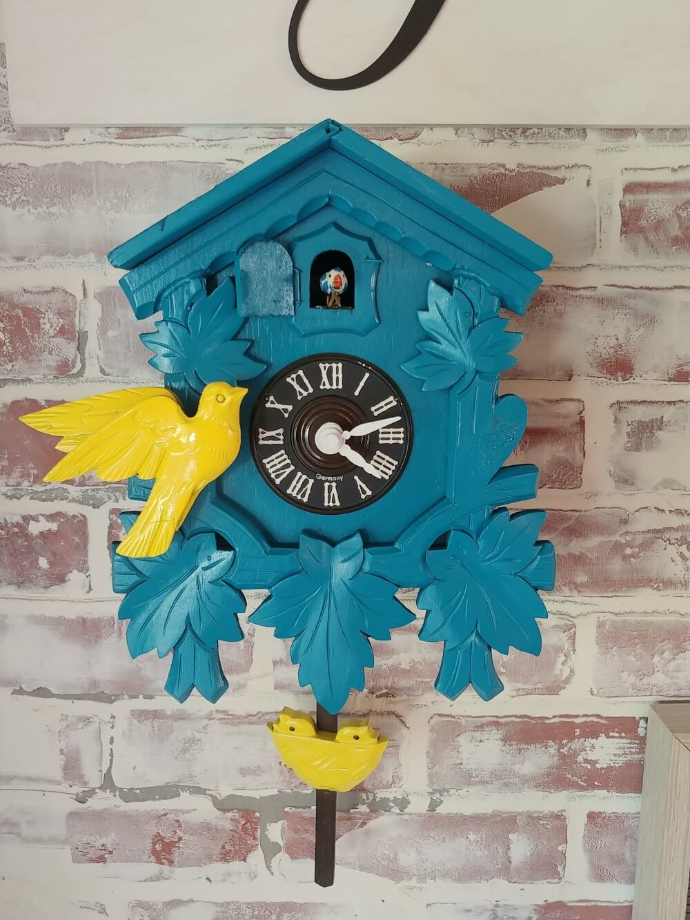 Cuckoo Clock Refashion