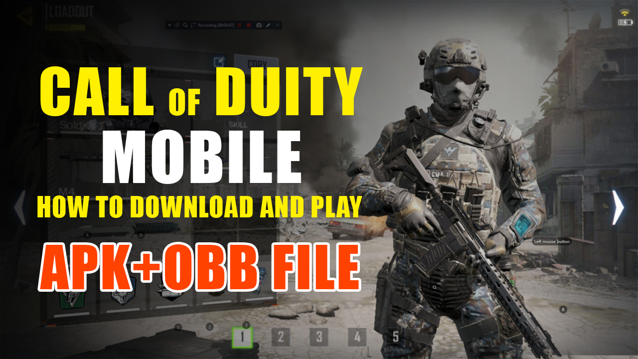 How to download and Install Call of Duty Mobile on Android