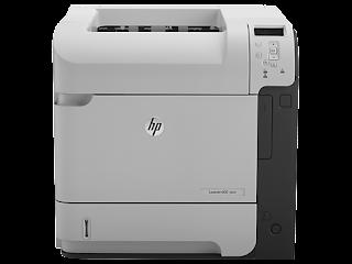 HP LaserJet M601dn drivers download Windows, Mac, Linux