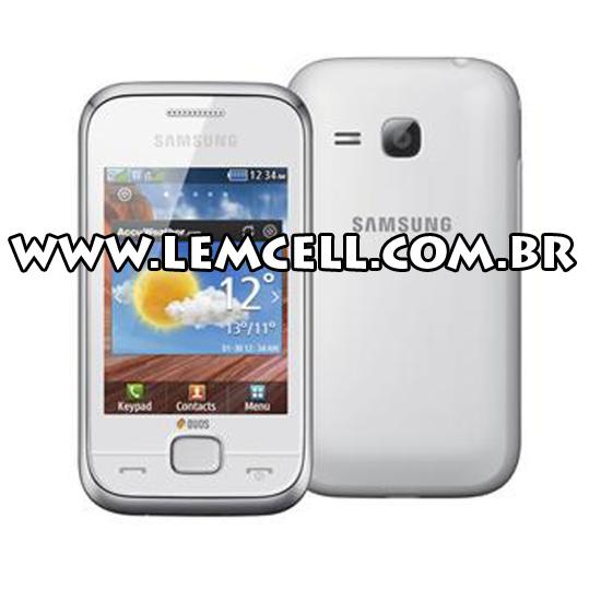Esquema El U00e9trico Celular Smartphone Samsung C3312 Manual De Servi U00e7o - Lemcell
