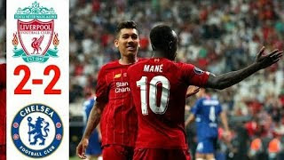 Liverpool Vs Chelsea 2-2 (5-4 Pen) All Goals And Match Highlights [MP4 & HD VIDEO]