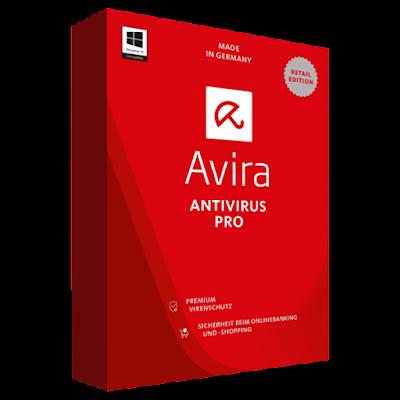 avira antivirus pro pc