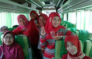 Rental Bus Medium Murah, Rental Bus Medium