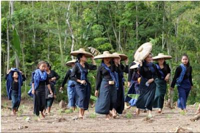 Suku Baduy Luar