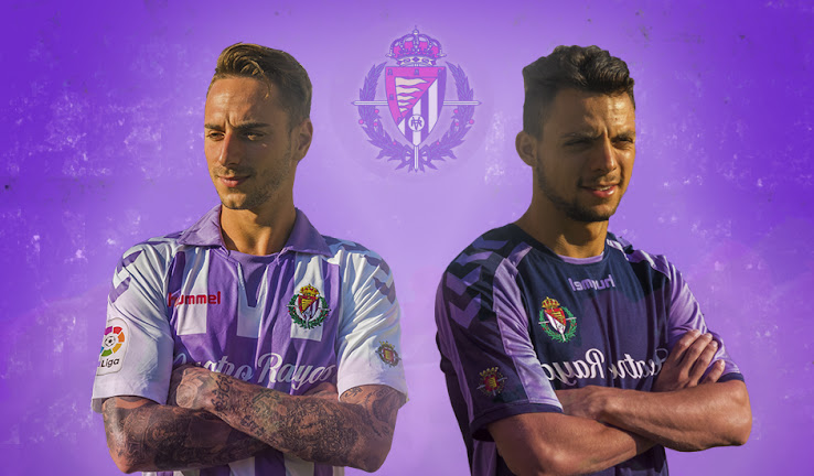 Real Valladolid 18-19 Home and Away Kits Released - Footy Headlines