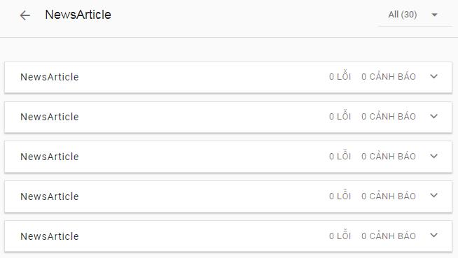 Hướng dẫn cài đặt cấu truc dữ liệu NewsArticle cho blogspot