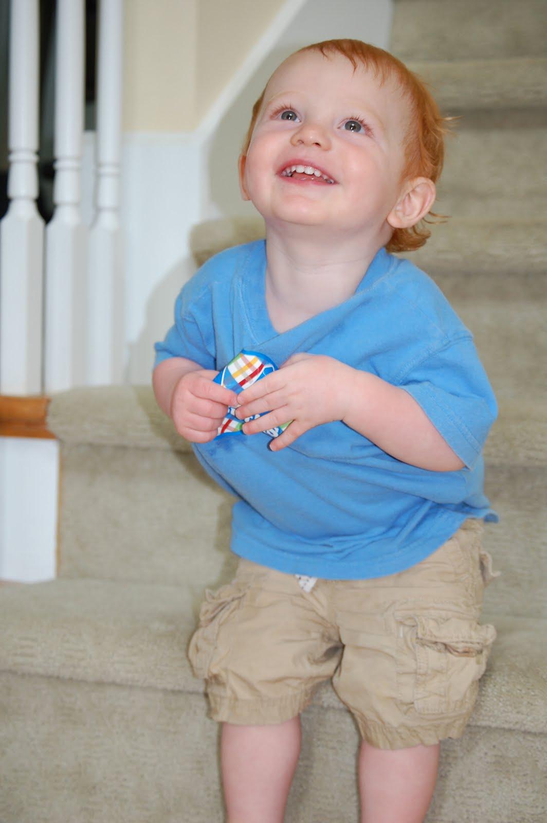 Baby Nolen's Journey: 14 months old