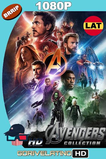 Avengers Colección (2012-2019) BRRip 1080p Latino-Ingles MKV