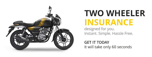 Online Bike Insurance Renewal