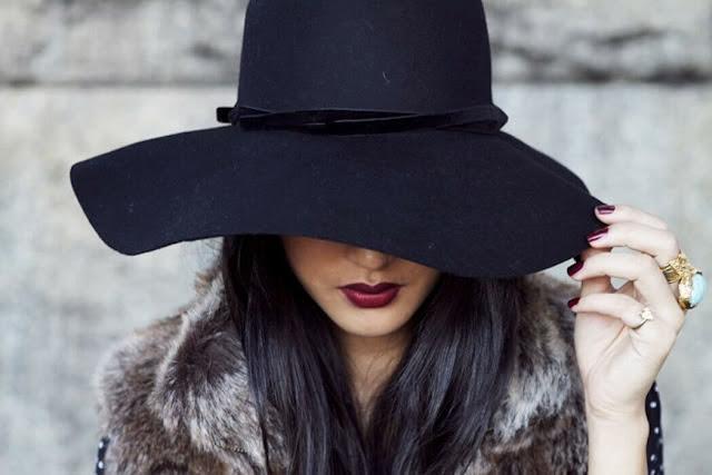 أنواع القبعات - كيفية تصميم القبعات