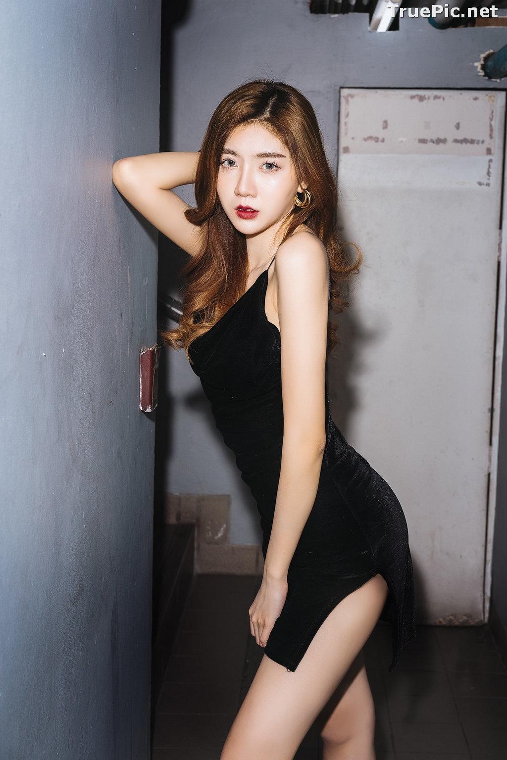 Image Thailand Model - Sasi Ngiunwan - Black For SiamNight - TruePic.net - Picture-23