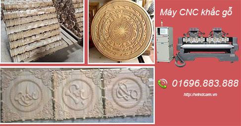 Máy CNC khắc gỗ giá rẻ và những ưu điểm đem lại cho người dùng 1