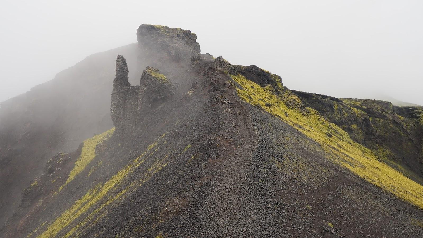 Landmannalaugar, Laugavegurinn, trekking Islandia