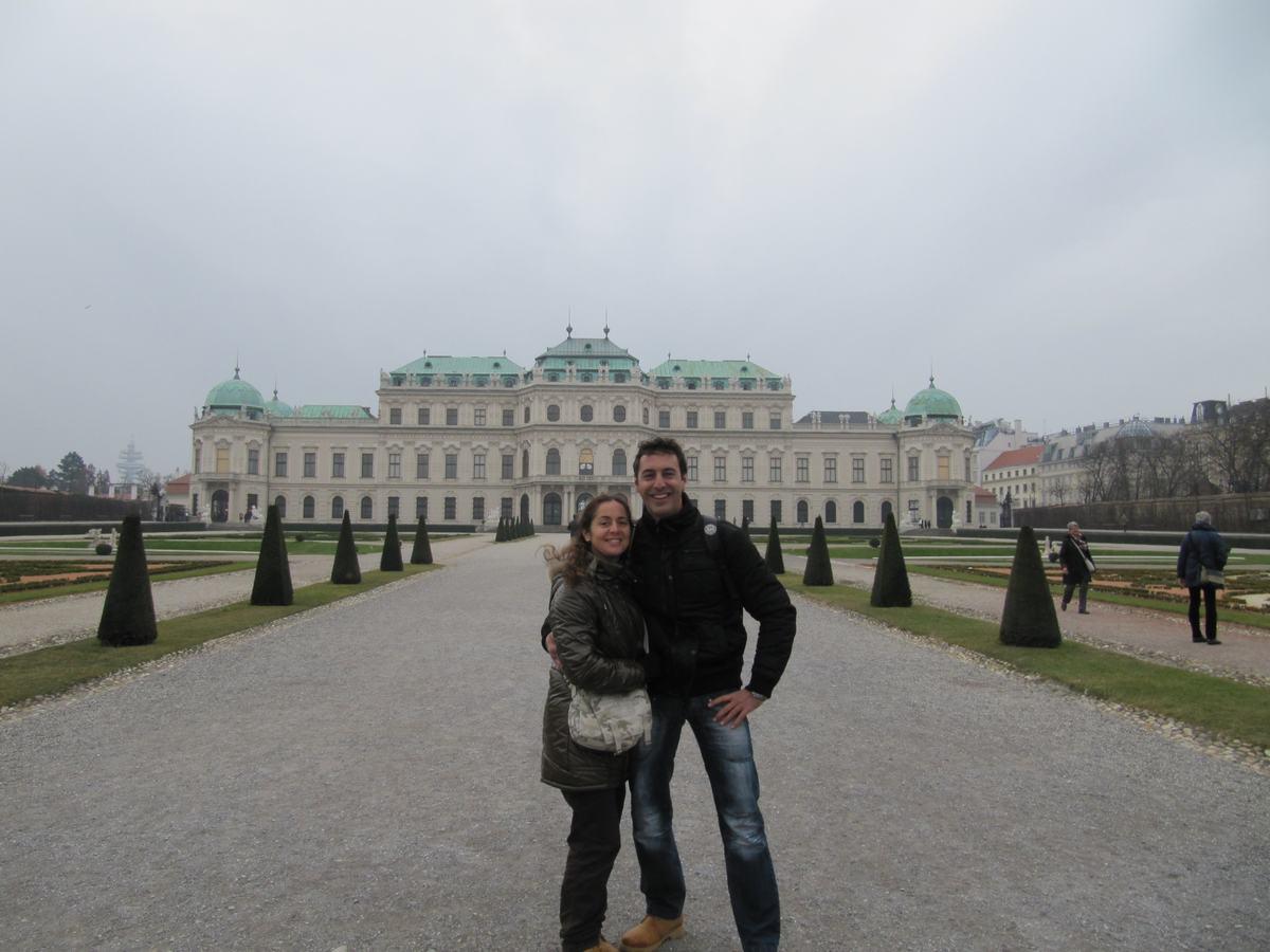 Palacio Belvedere, palacios de Viena