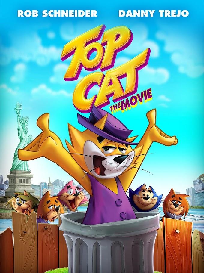 Top Cat The Movie (2011)[720p - HDRip - [Tamil + Telugu + Hindi]