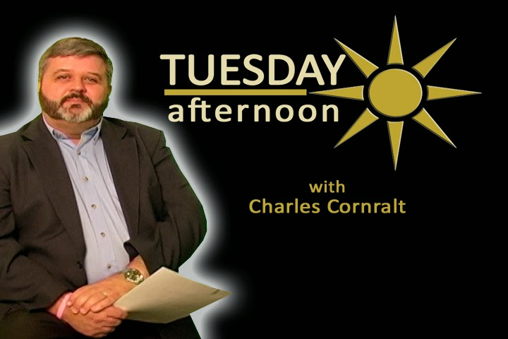 Viewers want to know is Charles Cornralt, Charles Kuralt reincarnated?