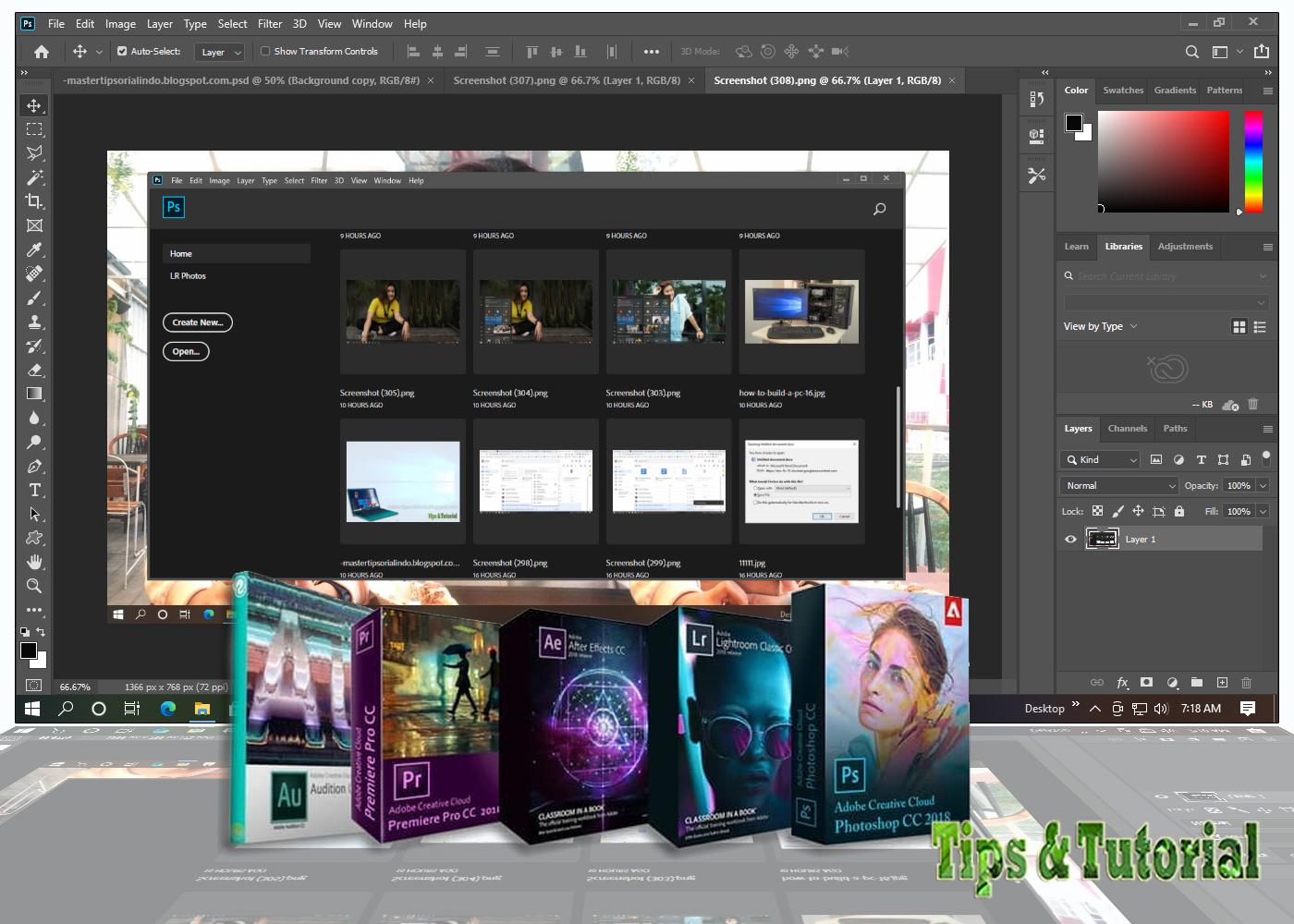 Cara Uninstall Produk Adobe Creative Cloud Dari Pc Windows 10 Tips Tutorial