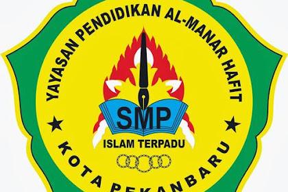 Lowongan SMP IT AL Hafit Pekanbaru Juli 2019