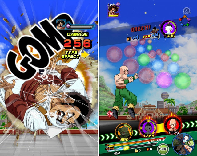 download DRAGON BALL Z DOKKAN BATTLE mod