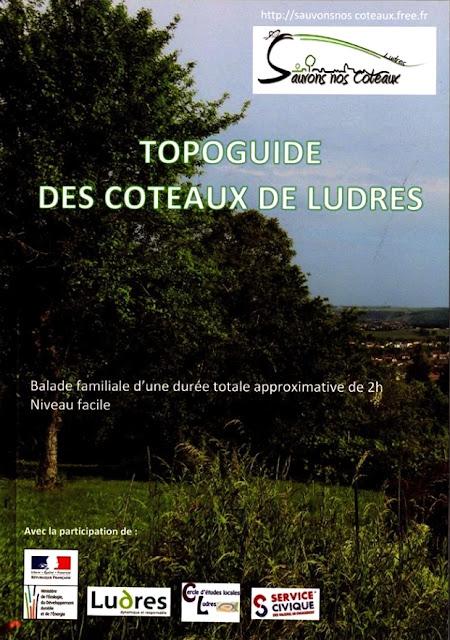 A LIRE : Topo-guide des coteaux de Ludres