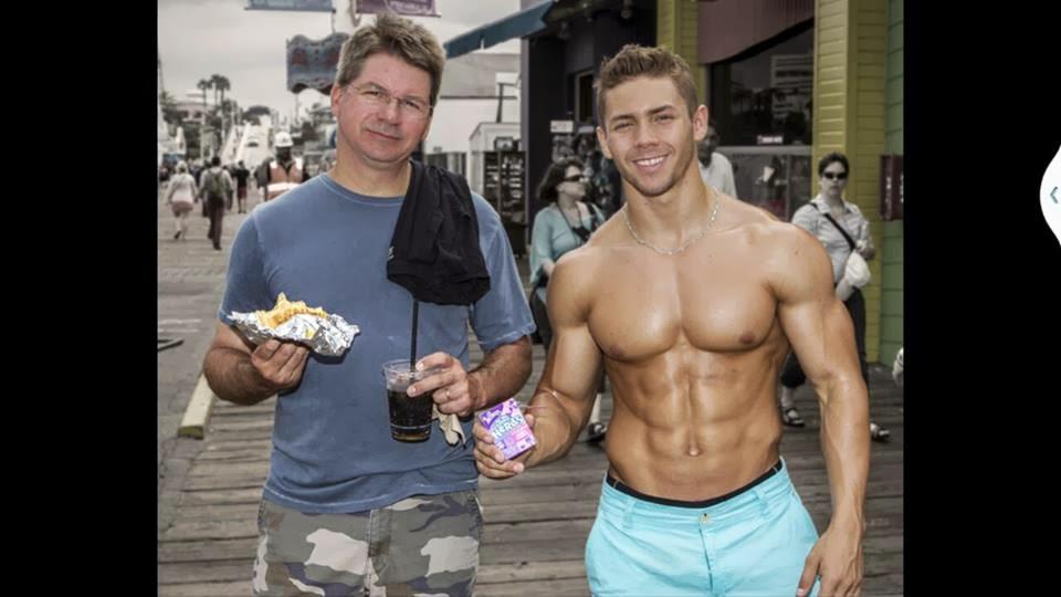 Daily Bodybuilding Motivation: Collegiate Bodybuilder