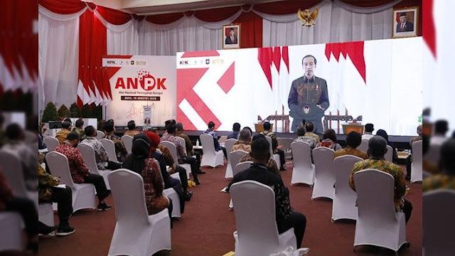 Stranas PK Luncurkan Gerakan Praktik Baik Pencegahan Korupsi