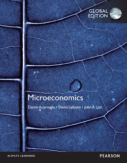 Microeconomics Global Edition by Acemoglu, Laibson and List