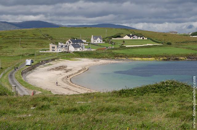 Condado de Donegal Irlanda